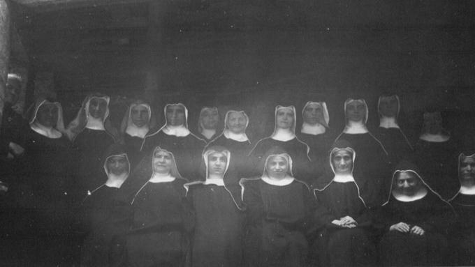 Monastero delle benedettine Sant'angelo in Pontano Macerata