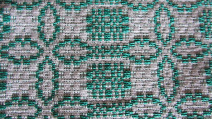 tessuto popolare telaio